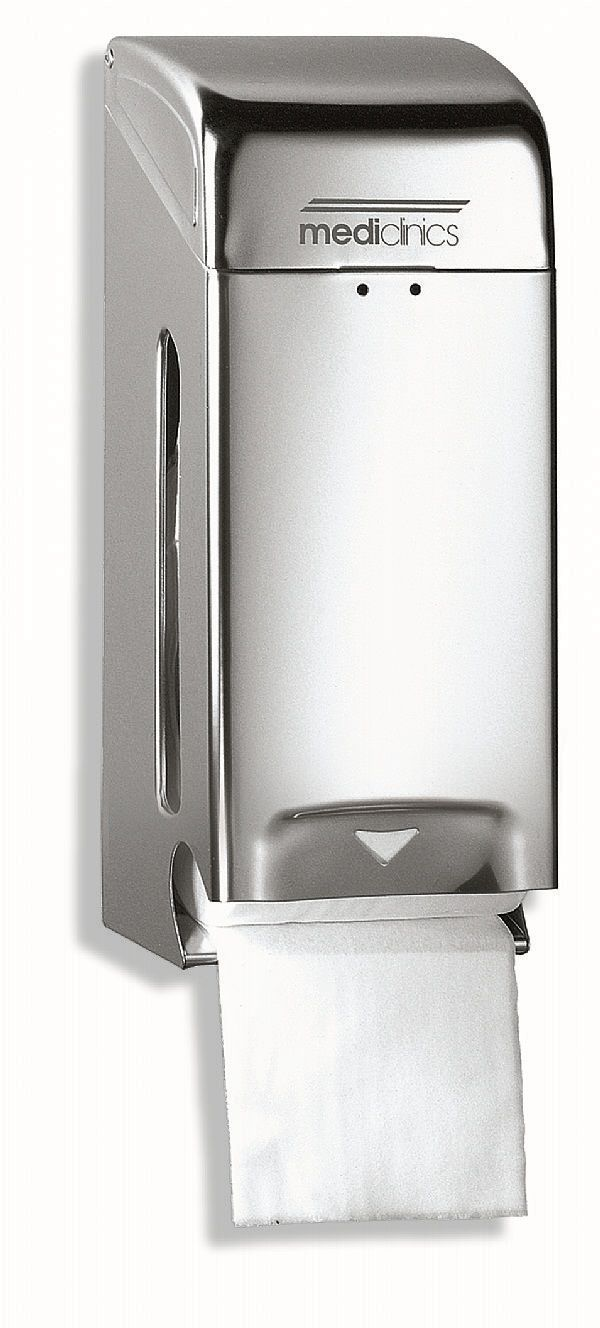 Mediclinics Stainless Steel Bright Double Standard